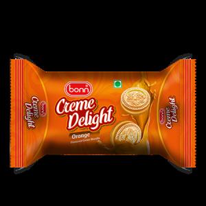 Bonn cream delight orange