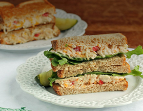 Bread sandwich recipe