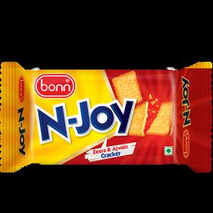 N-Joy Zeera and ajwain biscuits