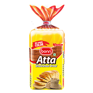 Bonn Atta Wholewheat Bread
