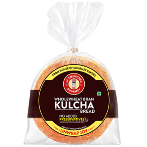 LA Americana Kulcha bread