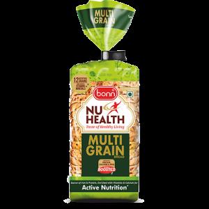 Nuhealth multigrain bread