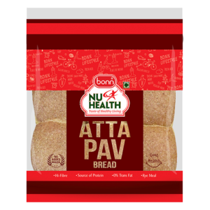 Atta Pav bread