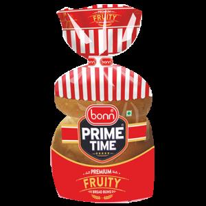 Fruity bread buns
