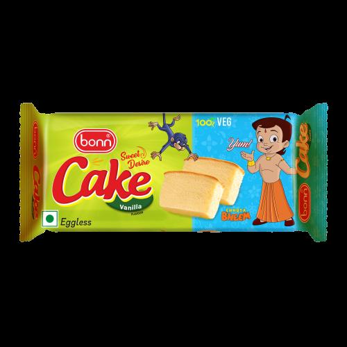 Bonn Vanilla Cake