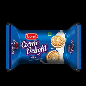 Bonn Crème Milk Delight Biscuit