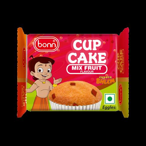 Bonn Eggless Mix Fruit Cup Cake