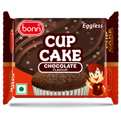 Bonn Chocolate Cup Cake