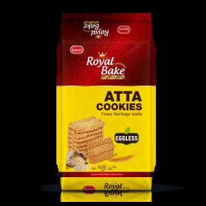 Royal Bake Atta cookies