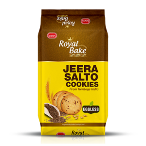 Royal Bake Jeera salt cookies