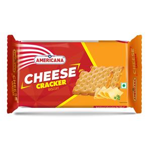 Americana Cheese Cracker