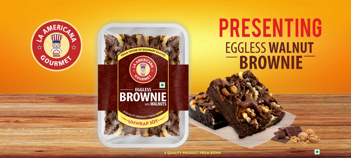 LA Gourmet Brownie