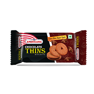 Chocolate Thins Biscuit