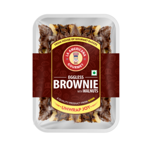 La Americana Eggless Brownie